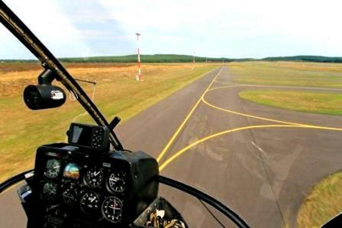 Hubschrauber selber fliegen Berlin McFuntatsic 4