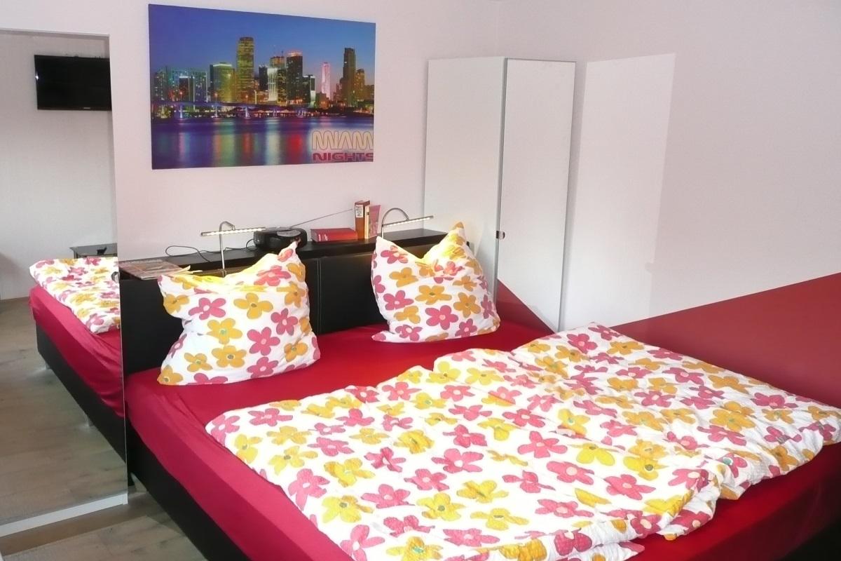 Miami Schlafzimmer