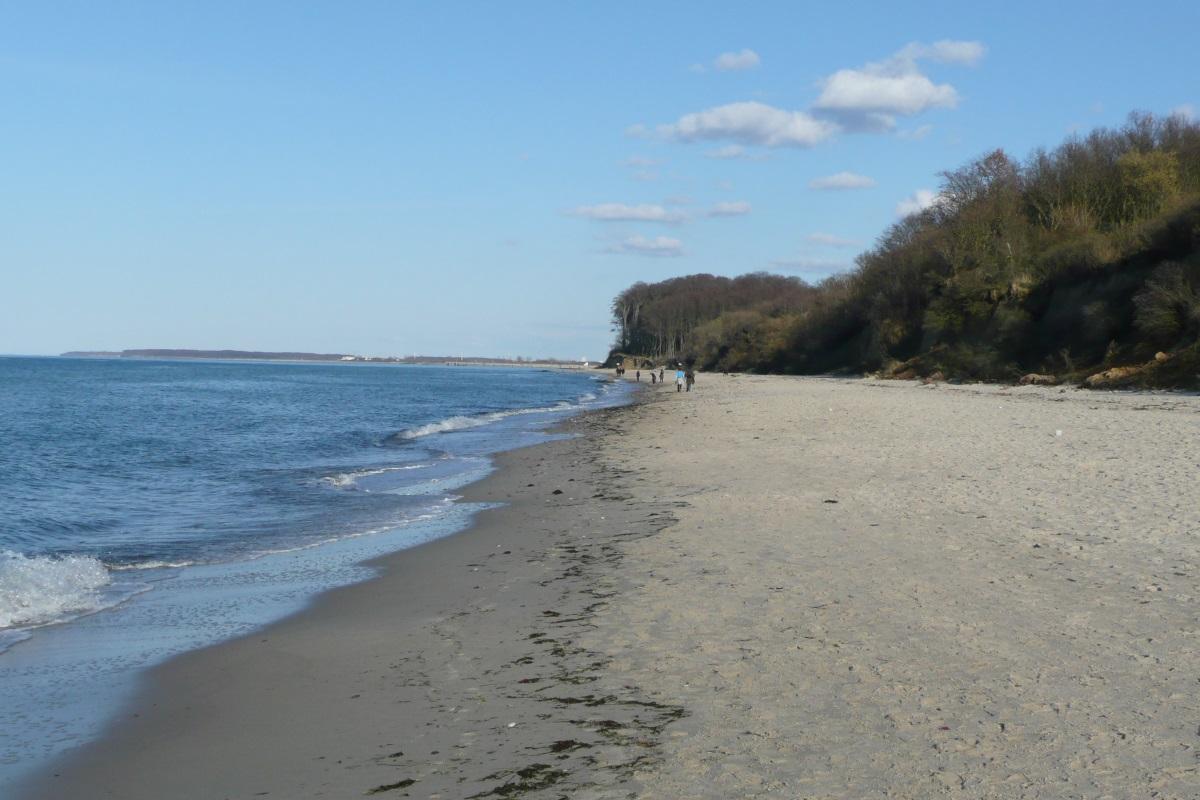 Strand bei Heiligendamm